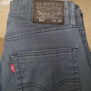Levi's 511 Commuter Man's Jeans  W31x L32